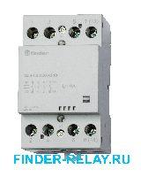22.44.0.012.4310   224400124310   Контактор модульный; 4НО контакта 40А (~= 12В AC/DC) - AgSnO2