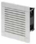 7F.50.9.024.1020   7F5090241020   Вентилятор с фильтром, стандартная версия, питание 24В DС, расход воздуха 24м3/ч