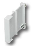 022.09 | 02209 | Разделитель для щитового монтажа, пластик,  для реле 22 и 15 серий