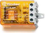 27.05.8.110.0000 | 270581100000 | Шаговое реле, установка на панель (4 шага); 2НО контакта 10А (~ 110В AC)