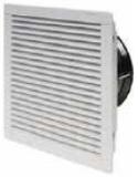 7F.50.9.024.4230   7F5090244230   Вентилятор с фильтром, стандартная версия, питание 24В DС, расход воздуха 230м3/ч