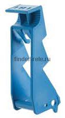 095.92.3   095923   Пластиковый фиксатор реле 41 для розеток  95.83.3, 95.85.3; синий