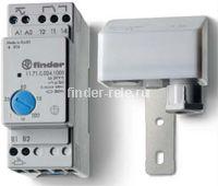 11.71.0.012.1000 | 117100121000 | Модульное фотореле; 1 перекидной контакт 16А (~/= 12В AC/DC)