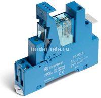 49.31.7.024.0050.SPA   493170240050SPA   Интерфейсный модуль реле; 1 перекидной контакт 10А (= 24В Чувст. пост. тока) винтовые зажимы