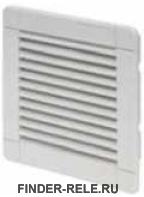 7F.05.0.000.2000   7F0500002000   Фильтр на вытяжке для щитовых вентиляторов стандартная версия, размер 2