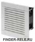 7F.70.8.230.1020 | 7F7082301020 | Вентилятор с фильтром, версия EMC, питание 230В АС, расход воздуха 24м3/ч