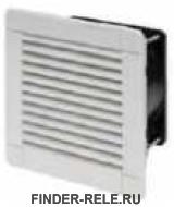 7F.50.8.230.2055 | 7F5082302055 | Вентилятор с фильтром, стандартная версия, питание 230В АС, расход воздуха 55м3/ч
