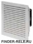 7F.50.9.024.3100 | 7F5090243100 | Вентилятор с фильтром, стандартная версия, питание 24В DС, расход воздуха 100м3/ч