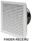 7F.50.9.024.4230 | 7F5090244230 | Вентилятор с фильтром, стандартная версия, питание 24В DС, расход воздуха 230м3/ч