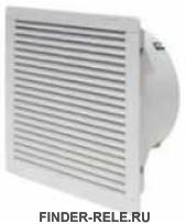 7F.70.8.230.4370 | 7F7082304370 | Вентилятор с фильтром, версия EMC, питание 230В АС, расход воздуха 370м3/ч