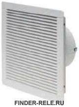 7F.70.8.230.5500 | 7F7082305500 | Вентилятор с фильтром, версия EMC, питание 230В АС, расход воздуха 500м3/ч