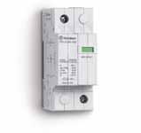 7P.01.8.260.1025 | 7P0182601025 | Устройство защиты от импульсных перенапряжений тип 1+2 - варисторная неполяризованная защита для однофазных цепей (230В) + искровой разрядник