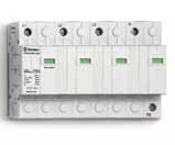 7P.05.8.260.1025 | 7P0582601025 | Устройство защиты от импульсных перенапряжений тип 1+2 - для трехфазных цепей с нейтралью, варисторная защита L1, L2, L3-N + варисторная защита N-PE + искровой разрядник закрытого типа