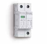 7P.12.8.275.1012 | 7P1282751012 | Устройство защиты от импульсных перенапряжений тип 1 - варисторная защита L-N + искровой разрядник N-PE (~ 275В AC)