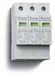 7P.23.9.000.1020 | 7P2390001020 | Устройство защиты от импульсных перенапряжений тип 2 - 3 защитных варистора для фотогальванических систем 1000В DC