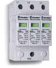 7P.23.8.275.1020 | 7P2382751020 | Устройство защиты от импульсных перенапряжений тип 2 - 3 защитных варистора L1, L2, L3 (~ 275В AC)