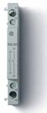 022.63 | 02263 | Дополнительный контактный модуль для контакторов 22.44, 22.64; 2НО контакта; 6А