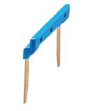094.52.1 | 094521 | 2-полюсная шинка для розеток 94.P3, 94.P4; 10А; синяя 27,5мм