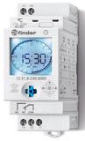 12.51.8.230.0000   125182300000   Цифровое реле времени (с аналоговым циферблатом) с NFC, с суточной/недельной программами, 1 перекидной контакт (~230В AC)