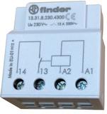 13.31.8.012.4300 | 133180124300 | Промежуточное реле для установки в монтажную коробку, 1 НО контакт 12А, (~ 12В AC)