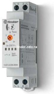14.01.8.230.0000   140182300000   Многофункциональный лестничный таймер; 1НО контакт 16А (~ 230В AC)