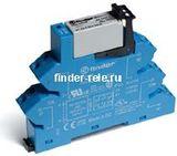 38.11.0.024.0060 | 381100240060 | Интерфейсный модуль реле; 1 перекидной контакт 16А (~/= 24В AC/DC) пружинные зажимы