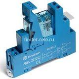 49.52.7.012.0050.SPA | 495270120050SPA | Интерфейсный модуль реле; 2 перекидных контакта 8А (= 12В Чувст. пост. тока) винтовые зажимы
