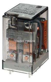 55.12.8.006.2000 | 551280062000 | Промежуточное реле для печатного монтажа; 2 перекидных контакта 10А (~ 6В AC)