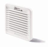 7F.02.0.000.1000 | 7F0200001000 | Фильтр на вытяжке для щитовых вентиляторов стандартная версия, размер 1