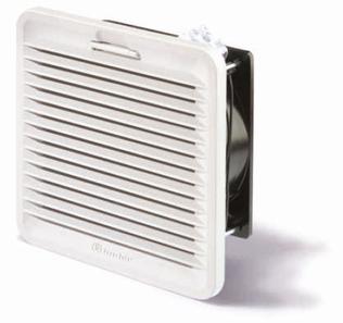 7F.80.8.230.2055 | 7F8082302055 | Вентилятор с фильтром с обратным направлением потока, питание 230В АС, расход воздуха 55м3/ч