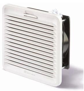 7F.80.9.024.3100   7F8090243100   Вентилятор с фильтром с обратным направлением потока, питание 24В DС, расход воздуха 100м3/ч